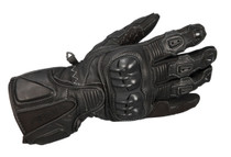ARMR Moto S235 Sports Motorcycle Gloves - Black