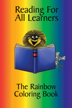 Reading for All Learners - Rainbow Coloring Book