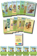 Guided Reading Library Set 4