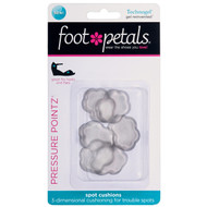 Pressure Pointz - Technogel Shoe Pads in Packaging - by Foot Petals