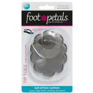 Tip Toes for Flip Flops & Sandals - Technogel Shoe Pads in Packaging - by Foot Petals