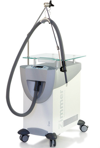 Cryo 6 with optional articulating arm.