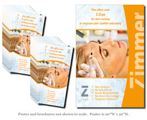 Zimmer Z Cryo Basic Clinician Marketing Package