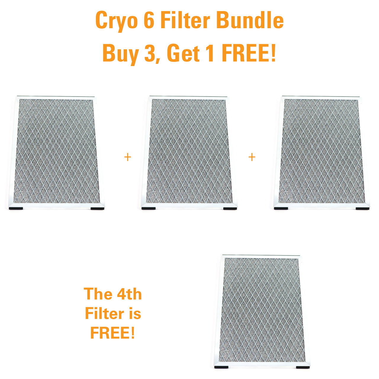 Zimmer Cryo 6 Filter Bundle Zimmer Medizinsystems