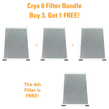 Cryo 6 Filter Bundle - Buy 3 Get 1 FREE!