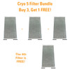 Cryo 5 Filter Bundle - Buy 3 Get 1 FREE
