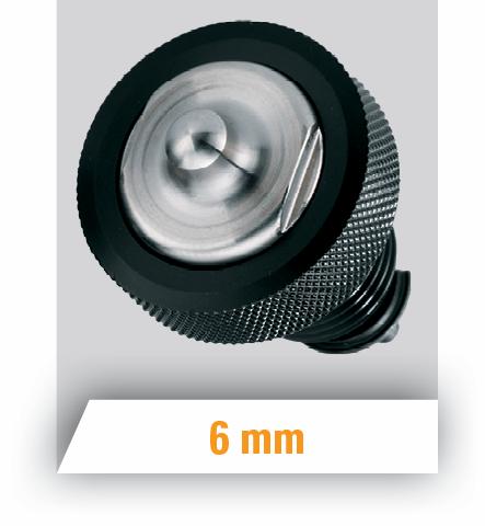 Z Wave Q HP Mini Q 6mm Applicator Head