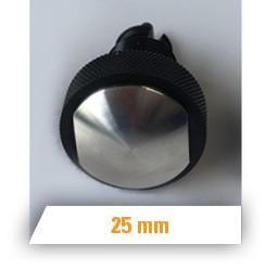 Applicator Head 25mm for Z Wave Q HP Mini Q Hand Piece