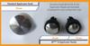 Z Wave Q HP Mini Q 25mm Applicator Head - Size/shape comparison to 39mm & 15mm applicator heads.
