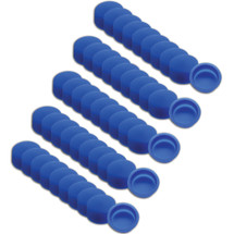Silicone Cap for Applicator Head (6mm, 15mm & 25mm) - Set of 50