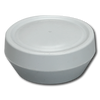 Single Silicone Cap (1pc) shown for Z Wave Q 39mm Applicator Head. Set of 25 included with this product.