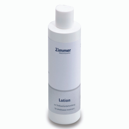 Lotion for use with Z Wave treatments