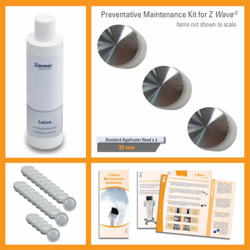 Preventative Maintenance Kit for Z Wave Q