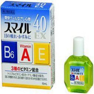 Smile Cooling 40 EX Vitamin Eyedrops