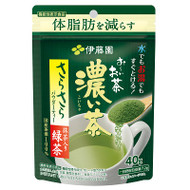 ITOEN Instant Green Tea Extra Strong – Oi Ocha Ryokucha with Matcha