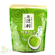 Kyoto Japan Tsujiri Instant Matcha Greentea Milk Powder