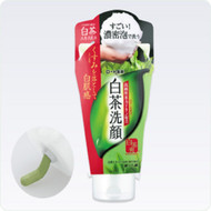 Rohto Shirochasou Green Tea Face Wash Foam [Facial Wash]