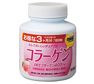Orihiro Most Chewable Collagen tablet
