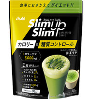[NEW LOOK] ASAHI Slim Up Slim Meal Replacement – Matcha Latte