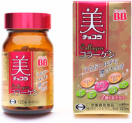 CHOCOLA BB Beauty Collagen 120 tablets