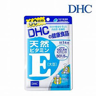 DHC Natural Vitamin E (Soybean) 60-days Supply
