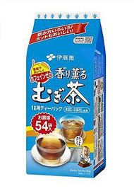 ITO EN Japanese Roasted Barley Tea Mugicha (54 teabags)