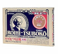 Roihi Tsuboko Nichiban Pain Relief Heat Patches 156 patches [2.8cm]