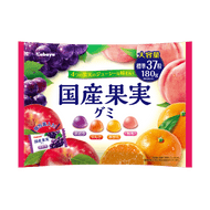 KABAYA Assorted Fruit Gummies 180g