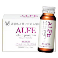 TAISHO JAPAN Alfe White Program Drink