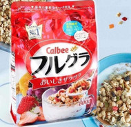 Calbee Fruit Granola Big Frugra Cereal Japan 800g