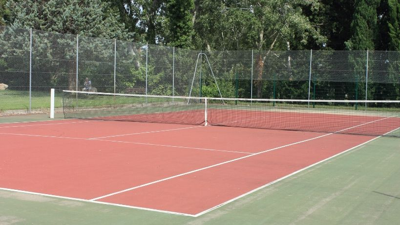 Budgeting for a Tennis Court Installation Project