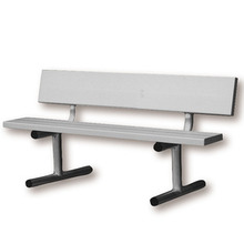 5' Aluminum Portable Bench - Multi Sport