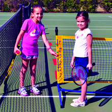 OnCourt OffCourt's MultiNet-The newest of their patented portable nets
