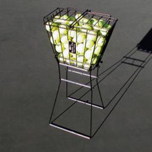 MasterPro 100 Ball Basket by OnCourt OffCourt