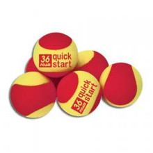 311701-QuickStart 36 Foam Balls Set of 6, 12 or 144
