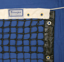 Douglas Tapered Tennis Net - TN-30DM  includes shipping