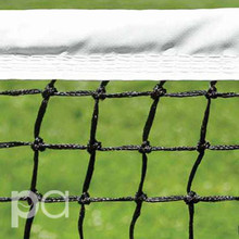 Putterman 1301T Tournament Tapered Tennis Net with center strap