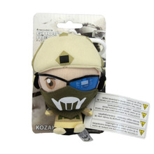 Ghost Recon Plush Keychain Backpack Clip (GameOn) 50424