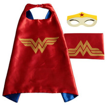 Wonder Woman - DC Universe Costume Cape and Mask Set