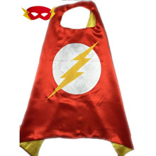 Flash - DC Universe Costume Cape and Mask Set
