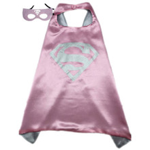 Supergirl - DC Universe Costume Cape and Mask Set