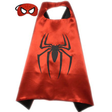 Spider-man - DC Universe Costume Cape and Mask Set