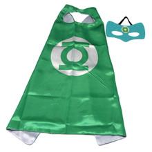 Green Lantern - DC Universe Costume Cape and Mask Set