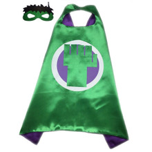 Hulk - Marvel Costume Cape and Mask Set