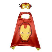 Iron Man - Marvel Costume Cape and Mask Set