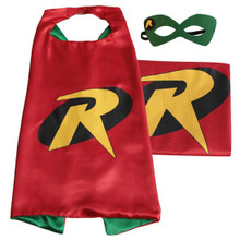 Robin - DC Universe Costume Cape and Mask Set