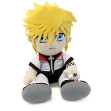 """Sitting Roxas - Kingdom Hearts 10"""" Plush"""