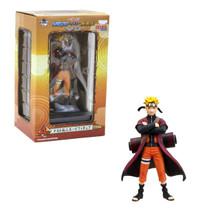 """Naruto Uzumaki - Naruto Shippuden 10th Anniversary 6"""" Action Figure"""
