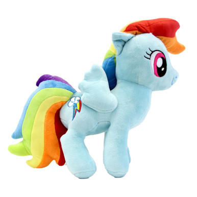 "Rainbow Dash - My Little Pony 12"" Plush"