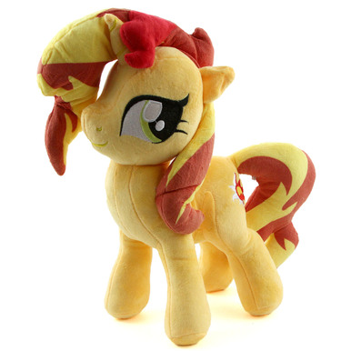 "Sunset Shimmer - My Little Pony 12"" Plush"